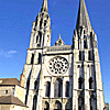 Rent a limo with driver to discover CHARTRES