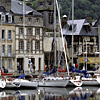 Rent a limo with driver to discover Honfleur